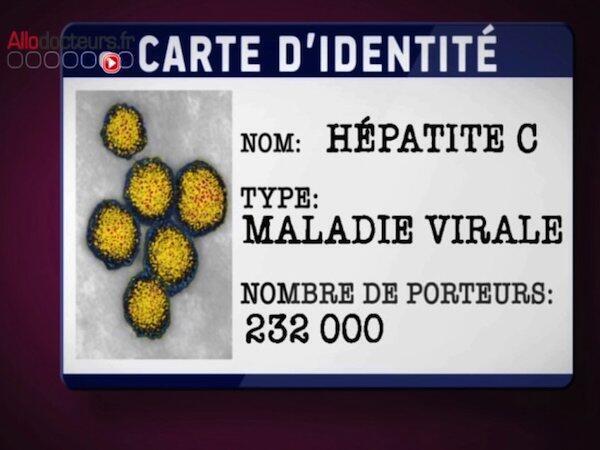 Hépatites C.