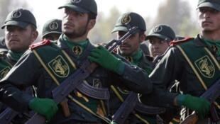 آمریکا سپاه پاسداران را در فهرست گروه های تروریستی قرار داد