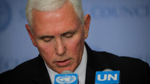 美國副總統彭斯要求聯合國承認瓜伊多為委內瑞拉領導人