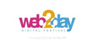 Logo del festival Web2day.