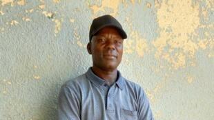 SENEGAL PHOTO Dian Kane Diallo, maître Kung Fu, à Dakar le 16 novembre