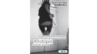 Affiche de la 11e édition des rencontres de Bamako.