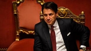 جوزپه کونته، نخست وزیر ایتالیا
