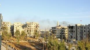 Os inspetores da Organização das Nações Unidas devem chegar a Síria para investigar o uso de armas químicas.