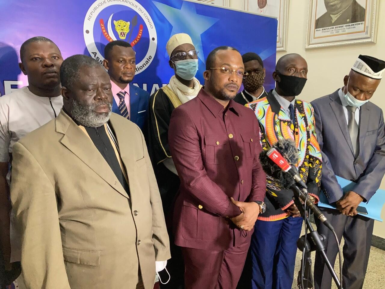 RDC confessions religieuses  rapport désccors choix président Céni pasteur Dodo Kamba