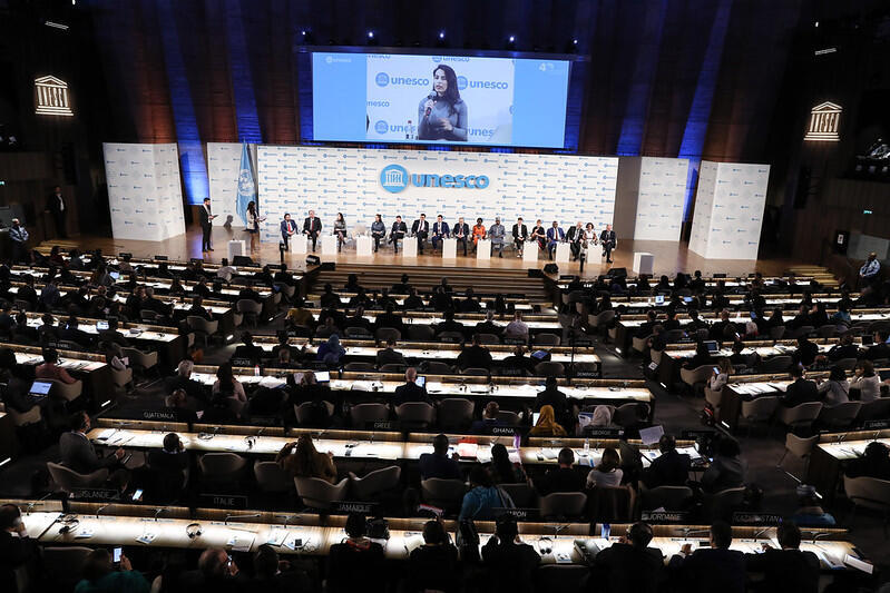 UNESCO High-Level Panel on youth perspectives to multilateralism, Paris 12 November 2019