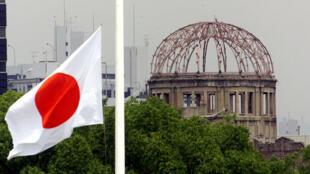 奥巴马将于五月底访问曾被美国原子弹炸毁的日本广岛。图为广岛和平公园。
