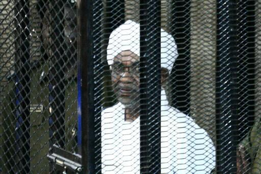 Bashir is in detention in Sudan after he was tried and convicted of corruption charges
