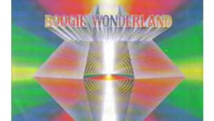 Pochette de single « Boogie Wonderland » du groupe Earth, Wind & Fire
