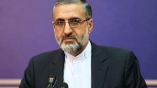 غلامحسین اسماعیلی، سخنگوی قوه قضائیه