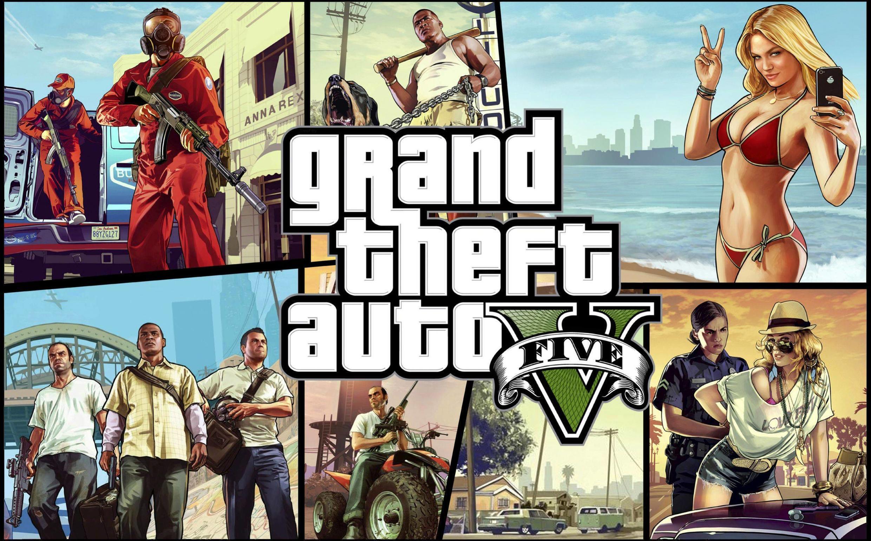 Hình ảnh trong GTA V
