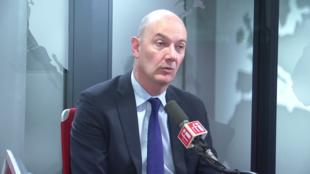 Roland Lescure sur RFI le 29 janvier 2018.