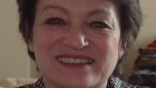 La journaliste franco-syrienne Hala Kodmani