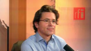Geoffroy Didier, conseiller régional d'Ile-de-France, secrétaire général adjoint de l'UMP.