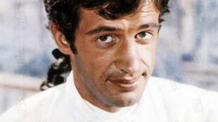 "Jean-Paul Belmondo dans ""Cartouche"", le voleur au grand coeur, de Philippe de Broca (1962)"