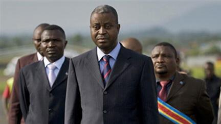 Adolphe Muzito, ex-Premier ministre de la République démocratique du Congo (RDC).