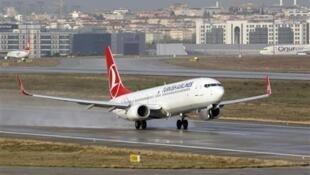 Voo da Turkish Airlines que saiu de Istambul, na Turquia, com destino a São Paulo, desviou sua rota para Casablanca.