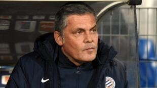 Bruno Martini, ancien gardien de but de l'équipe de France, est décédé le 20 octobre 2020.