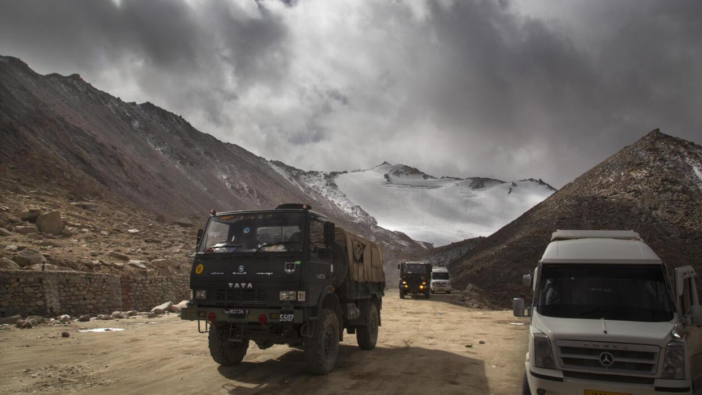 中印彼此确认和平快速解决边境争端的必要性