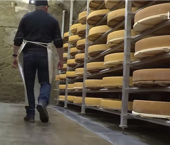 Швейцарцы на опыте доказали, что музыка меняет вкус вызревающего сыра.