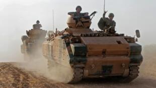 زرهپوش های ارتش سوریه