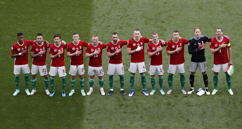 Hongrie - Football - AP21170469223222