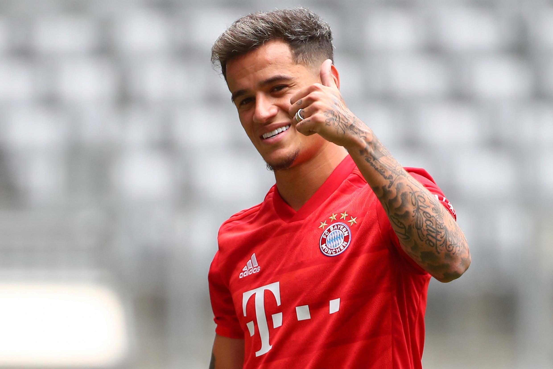 Philippe Coutinho bayan kammala kulla kwantiragin shekara guda a matsayin aro da Bayern Munich