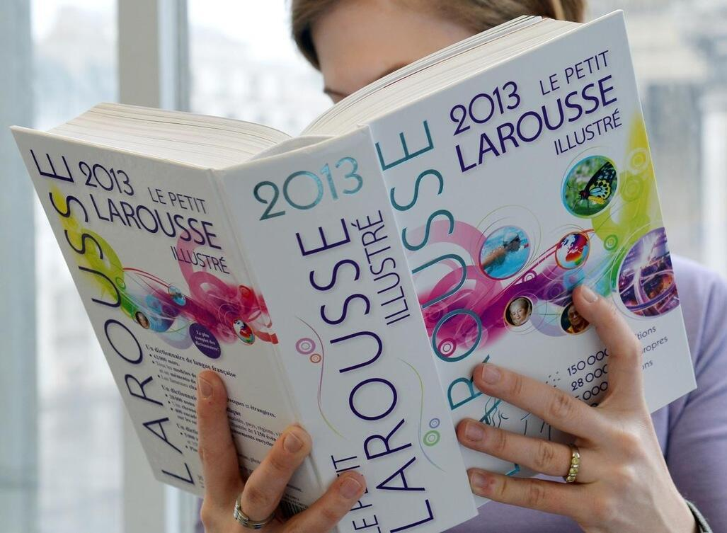 Словарь французского языка Larousse (фото из архива)