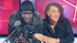 S.Pri Noir et Juliette Fievet.