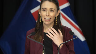 The survey indicated an overwhelming 91.6 percent backing for Ardern's COVID-19 response