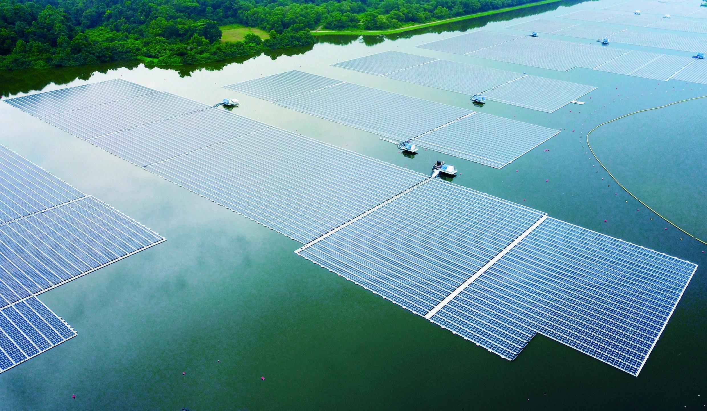 singapour solaire