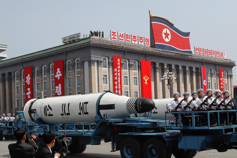 3 сентября КНДР заявила об успешном испытании водородной бомбы.