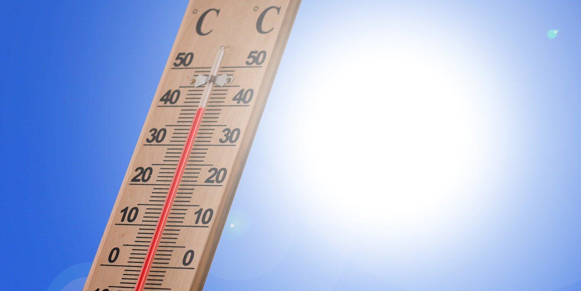 Novembro calor