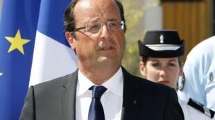Raisi wa Ufaransa Francois Hollande anatarajia kuhudhuria mkutano wa mataifa yazungumzayo kifaransa,DR Congo