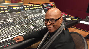 David Porter - studio de Made in Memphis Entertainment