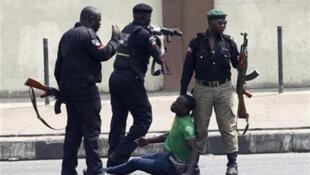 Jami'an 'yan sandan jihar Lagos sun kama wadanda suka haddasa rikicin kabilanci a jihar