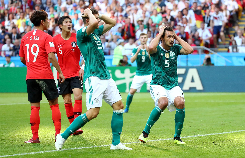 Ese resultado echó a Alemania del Mundial, y metió a Suecia en los octavos de final junto con México.