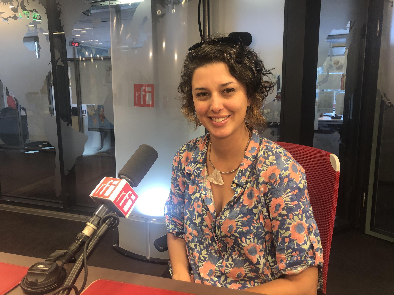 A diretora brasileira Beatriz Seigner