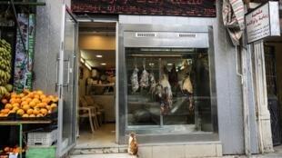 A Beyrouth, en janvier 2019. La dette publique du Liban culmine à 141% du PIB, l'un des taux les plus élevés à l'échelle mondiale (photo d'illustration)