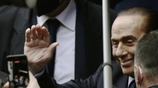 El multimillonario exjefe del gobierno italiano Silvio Berlusconi ha sido ingresado en el hospital varias veces en los últimos meses