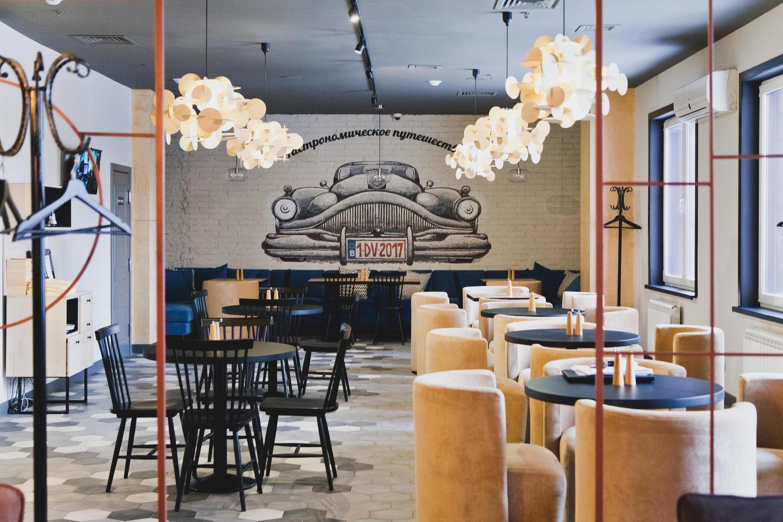 Cамарский ресторан Не-Brugge — один из участников операции Goût de France