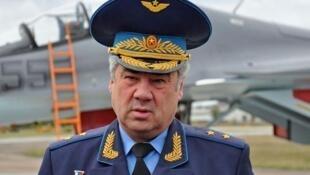 Viktor Bondarev,  رئیس نیروهای هوایی روسیه
