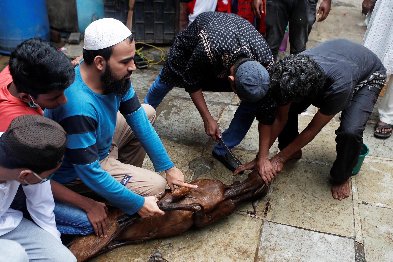 EID-INDIA-HAJJ