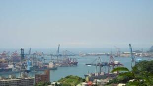 Cảng Cơ Long (Keelung)- Đài Loan.