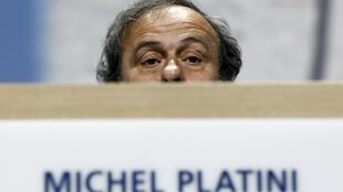 Michel Platini wants to become head of world football's governing body Fifa.