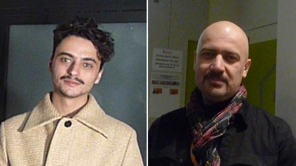 مهرداد اسکویی، گارگردان و فیلمساز - آراز فضائلی، طراح مد