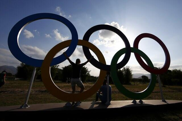 Entrada do Centro Equestre no Parque de Deodoro, no Rio de Janeiro.