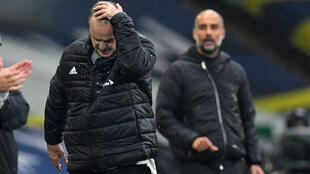 Marcelo Bielsa says his Leeds side have to be be on their guard against Manchester City as Pep Guardiola's team are full of surprise
