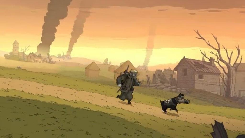 Jeu vidéo Soldats Inconnus (Ubisoft), à l'occasion du centenaire de la Première Guerre mondiale.