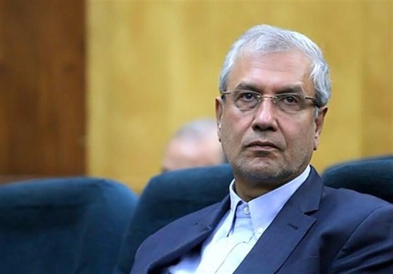 علی ربیعی سخنگوی دولت.
